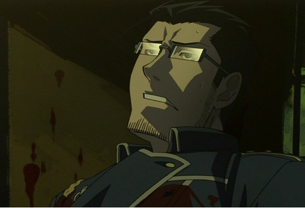 Really didn't expect Hughes' passing from FMA..Such an amazing man,father,husband..it was just so unexpected to me T,T