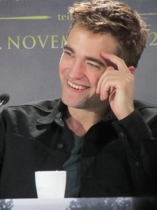 my baby with a sweet,adorable smile<3