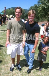 Matthew and Ben Savage. :)