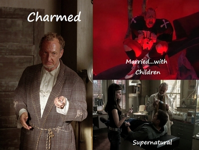 Charmed, Supernatural, Married with children, and so many others.