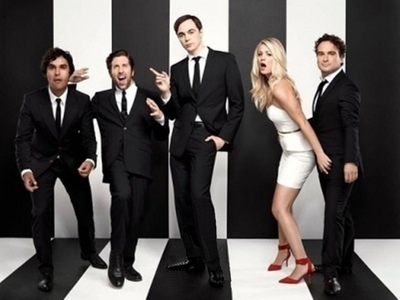 "It changes every few years but currently it is ""The Big Bang Theory"""