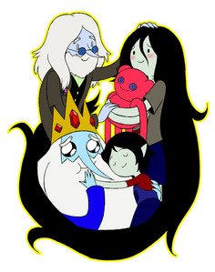 Adventure Time Marceline And Finn In Love | www.pixshark ...