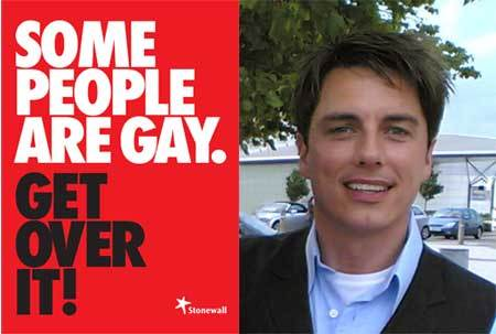 John Barrowman - Some People Are Gay, Get Over It!