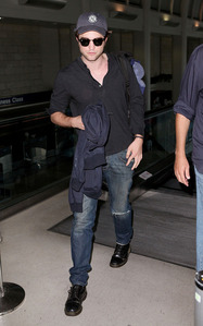 my handsome Robert in blue jeans.Damn he looks fine in those jeans<3
