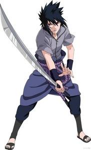 Sasuke Uchiha from Naruto!!!