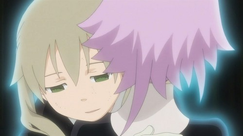 A sad/sweet moment in Soul Eater (there are many but this is the first one...okay the second...or third...its touching)