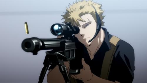 Sniper Rifle My Fave Anime Jormungand