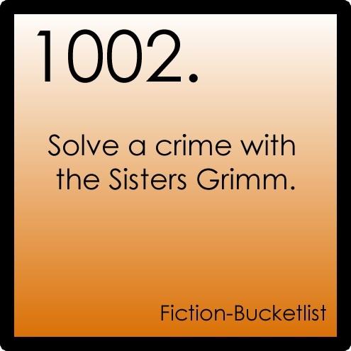SISTERS GRIMM سے طرف کی Michel Buckley