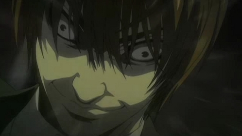 Post an anime character with a very funny or unusual face ...