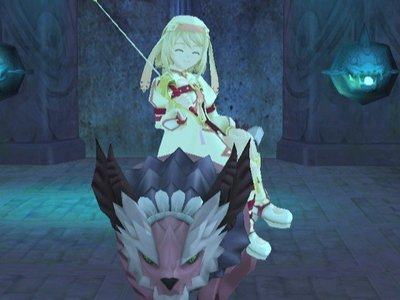 Alice from Tales of Symphonia Dawn of the New World.