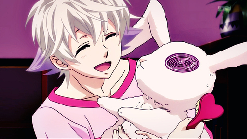 Nai from Karneval!! He's so adorable, I'd squeeze him to death if I had the chance. XD