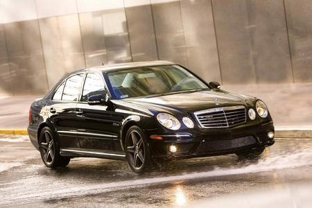Mercedes E-Class AMG. Just look at it.