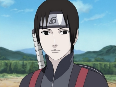 Sai from Naruto is really pale.