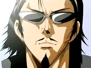post characters wearing eyeglasses and sunglasses anime