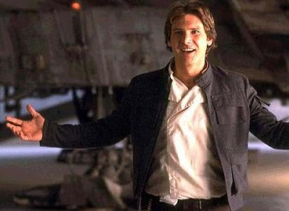 Han Solo FTW!