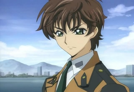 Whenever I watch Code Geass I can hardly suppress the desire to matunog na halik Suzauku for doing something very stupid or being the naïve little idiot he is . He is such a generic hero character and is so naïve that he mostly get's in the way . For example , Zero helped him escape his own execution and yet Suzaku wanted to go back since he believed it was the right things to do . I was like seriously !!!! After Zero went through all that trouble to actually free you the first thing you want to do is go back and die . -_-
