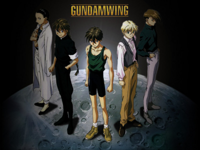 The only Gundam ipakita I've been able to get into is Gundam Wing. It's been so long since I've seen it though, that I don't remember what my paborito particular Gundam is.