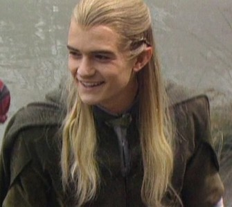 I have a big crush on Legolas <3