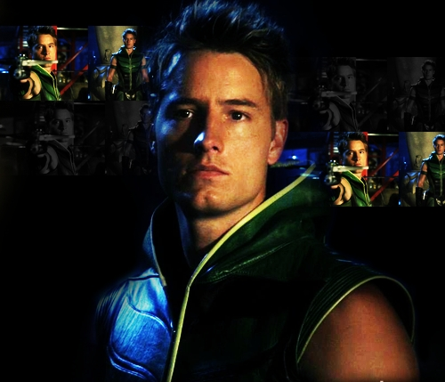 Oliver Queen from Smallville (pic not made by me)