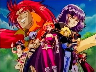 "If there was an ""Introduction to Classic Anime"" class, I think that Slayers must be a part of the required curriculum."
