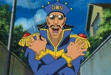 Don Kanonji (Bleach)