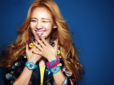 It's Hyoyeon , they also said it in an interview