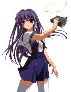 Kyou Fujibayashi from Clannad