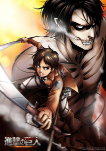I think Obviously Eren Jeager!!! XD