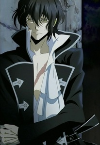Gilbert (Pandora Hearts)