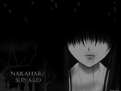 Sunako from The Wallflower.