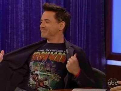 Tony Downey...or Robert Stark - donno...^^