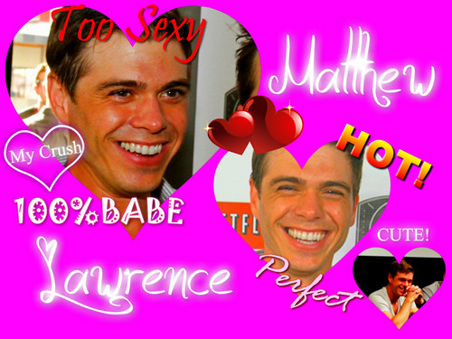 I 愛 Matthew with all my ハート, 心 <33333333333