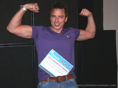 John Barrowman<33