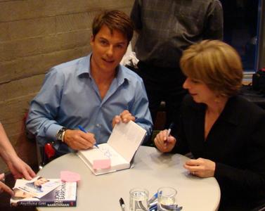 John and Carole Barrowman :)