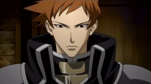 Tres from Trinity Blood