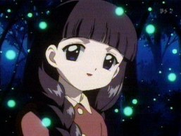 I feel Tomoyo from Card captor Sakura to be the most prettiest.