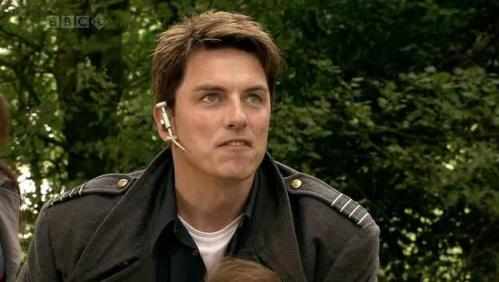 Captain Jack Harkness - Torchwood<3