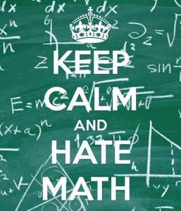 math,history and chemistry - the most disgusting subjects ever
