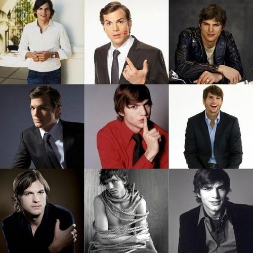 Ashton Kutcher :)
