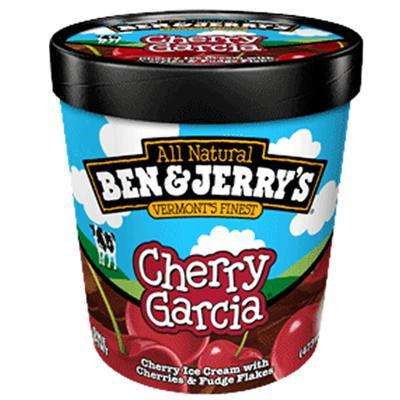 Ben and Jerry's icecream, specifically this one