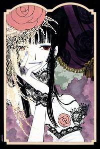 10 ~ Minami Maho [Beck Mongolian Chop Squad] 9 ~ Lia de'Beaumont [Le Chevalier D'Eon] 8 ~ Suigintou [Rozen Maiden] 7 ~ Ichihara Yuuko [xxxHolic] ___Picture___ 6 ~ Akemi Homura [Puella Magi Madoka Magica] 5 ~ Celty Sturluson [Durarara!!] 4 ~ Iwakura Lain [Serial Experiments Lain] 3 ~ Enma Ai [Jigoku Shoujo] 2 ~ Lucy/Nyu/Kaede [Elfen Lied] 1 ~ C.C. [Code Geass - Lelouch of the Rebellion]