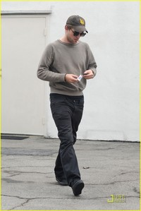 my sexy baby in a grey sweater<3