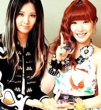 ♥*♥*♥Seohyun and Fany ♥*♥*♥