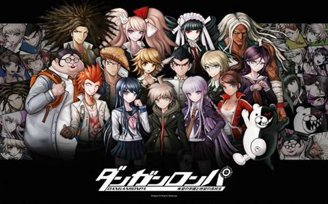 Dangan Ronpa, which is still ongoing, but it's pretty good :P
