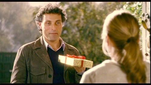 Bringing me a present =3