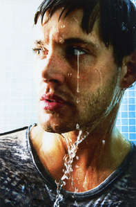 the Supernaturally sexy Jensen Ackles<3