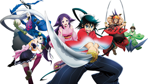 It's not really my paborito anime of the year, but I want to give Mushibugyo special pagpaparangal as the Anime of 2013 for me. It's the only new multi-seasoned anime that I've kept current with this taon without dropping. It filled the void that Fairy Tail left when it went on hiatus and continued to deliver good reliable entertaining shonen pantasiya action that I had become accustomed to during FT's long run.