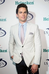Matt Bomer wearing white :)