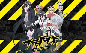 Probably Blood Lad