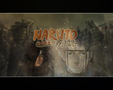 I'll go with two legends of the Naruto world. Hashirama Senju & Madara Uchiha